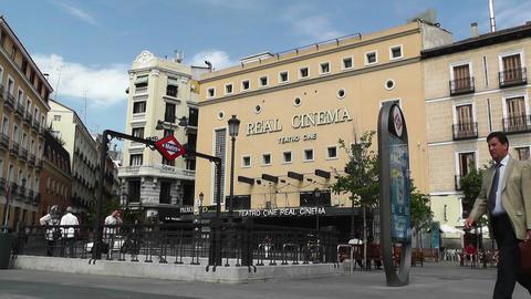 Real Cinema Madrid 01 Footage