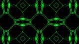 Kaleidoscope Hex 2 Ac 2 HD stock footage