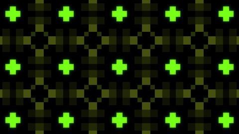 Kaleidoscope Hex 2 Ad 1 HD Stock Video Footage