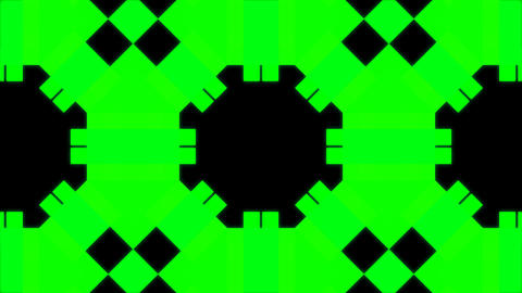 Kaleidoscope Hex 2 Ba 1 HD Stock Video Footage