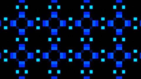 Kaleidoscope Hex 2 Bd 1 HD Stock Video Footage