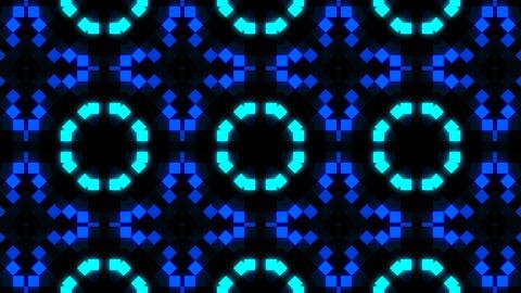Kaleidoscope Hex 2 Cd 1 HD Stock Video Footage