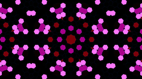 Kaleidoscope Hex 3 Aa 3 HD Animation