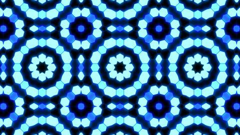 Kaleidoscope Hex 3 Ab 1 HD Stock Video Footage