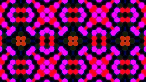 Kaleidoscope Hex 3 Ab 2 HD Animation