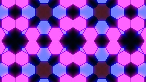 Kaleidoscope Hex 3 Ba 2 HD Animation