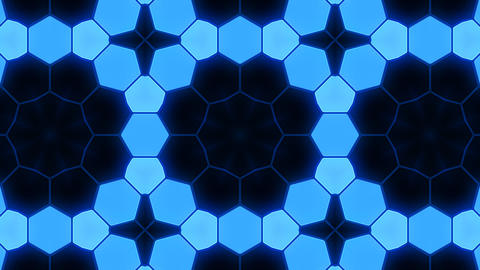 Kaleidoscope Hex 3 Ba 4 HD Animation