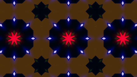 Kaleidoscope Hex 3 Bb 2 HD Animation
