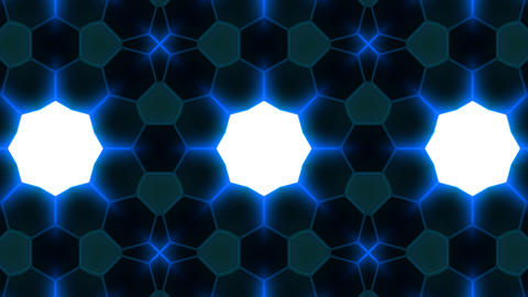 Kaleidoscope Hex 3 Bb 4 HD Animation