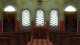 教会 CG動画