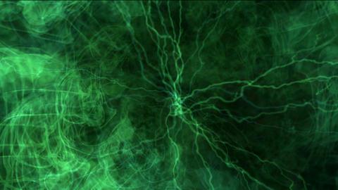 lightning magnetic & power tech fiber optic electron... Stock Video Footage