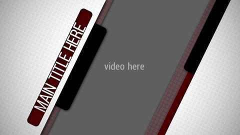 Simplicity Template After Effects Template