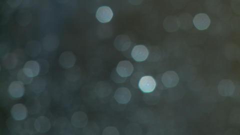 Bokeh Rain Background, Small Footage