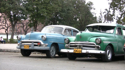 Vintage Cars Live Action