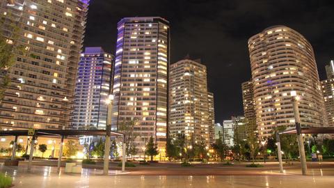 View Of Buildings Footage