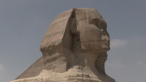 Great Sphinx of Giza Footage