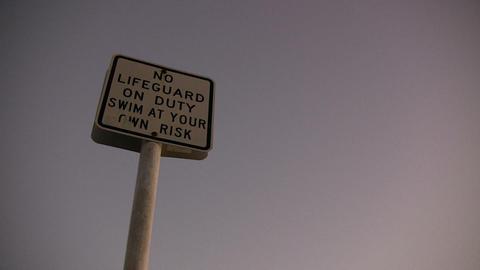 Information Signboard Footage