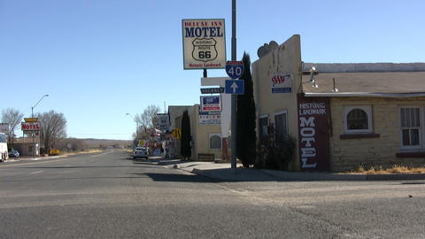 Motel on Route 66 Live Action