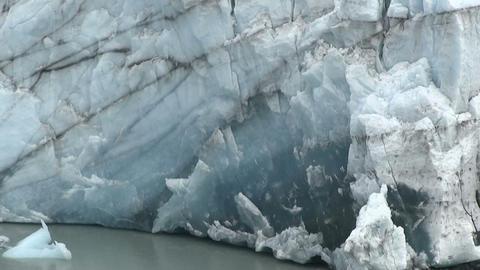 Perito Moreno Glacier Footage