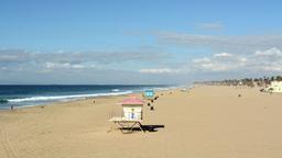 Time lapse of Huntington Beach Footage