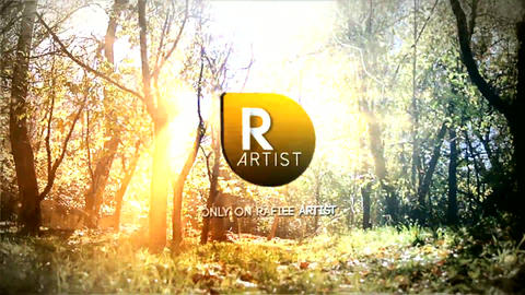 Nature Logo Reveal After Effects Template
