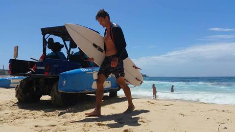 BONDI BEACH, SYDNEY, AUSTRALIA, Live Action