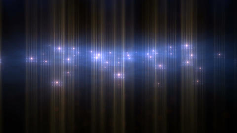 Abstract Particle Effect Flashing Light VJ Background Footage