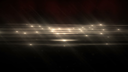 Warm Abstract Particle Effect Flashing Light VJ Background Footage