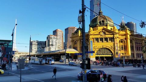 Melbourne City Victoria Australia GIF