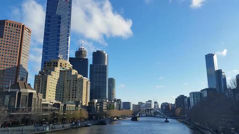 Melbourne City Victoria Australia 圖片