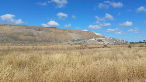 Mining in Australian Footage
