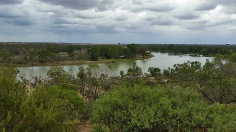 The Murray River Australia Live Action