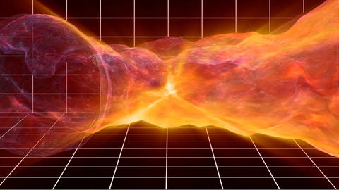 Universe Cosmos Spacetime Animation Animation