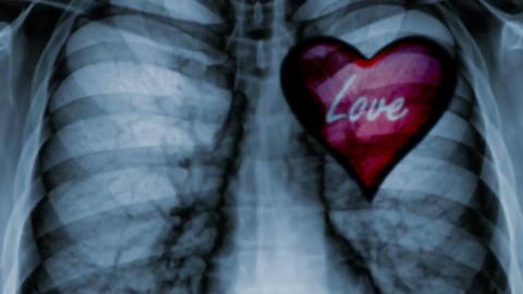 Valentine's Day Romantic Love Footage