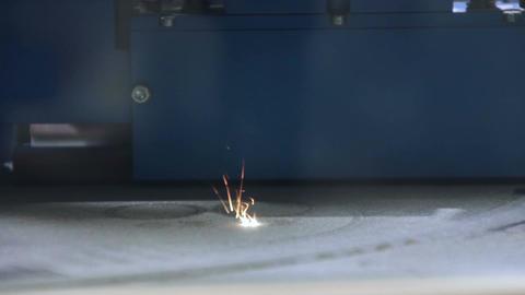 3D Printing Technology Titanium Live Action