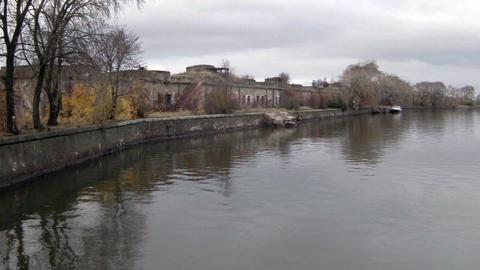 Harbor fort Totleben Footage